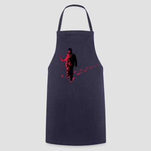 Splatter Horror Design Individual Couture Kochschürze Horrorcore - Kochschürze