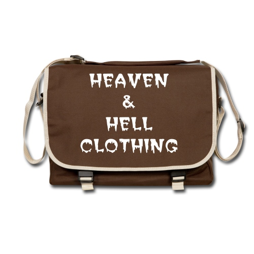 Heaven & Hell Clothing Shoulder Bag - Shoulder Bag