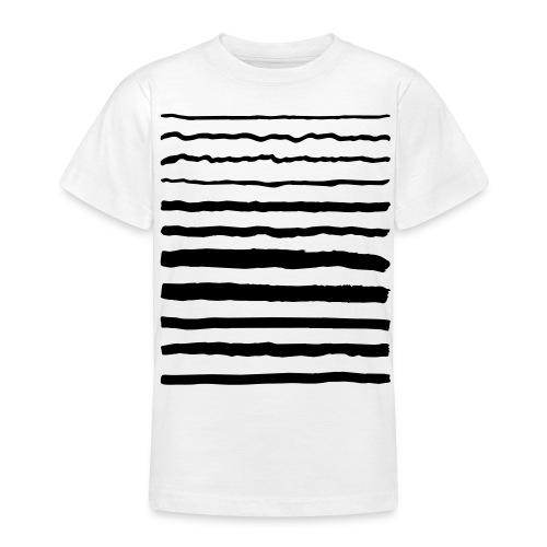dadaLINIEN 2 - Teenager T-Shirt