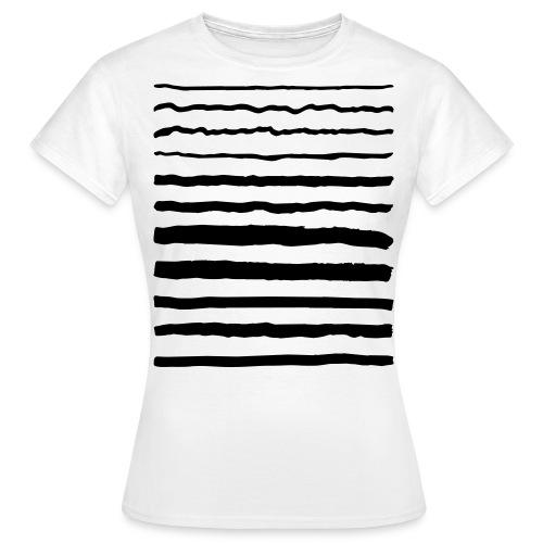 dadaLINIEN 2 - Frauen T-Shirt