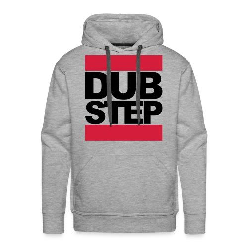 Dubstep Sweater - Mannen Premium hoodie