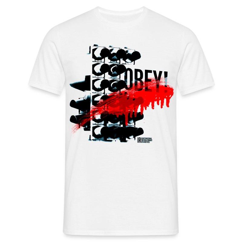 OBEY! | Std.shirt - Männer T-Shirt