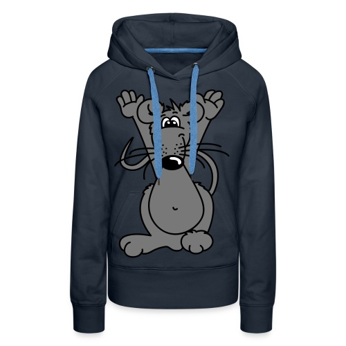 MUIS ! - Vrouwen Premium hoodie