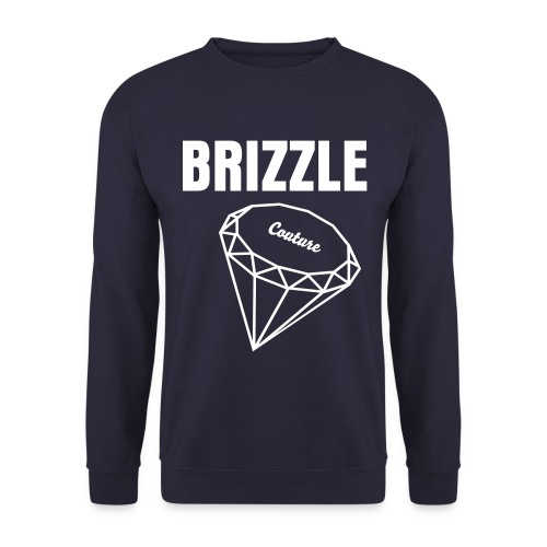 Brizzle Couture Hoodie Diamond - Mannen sweater