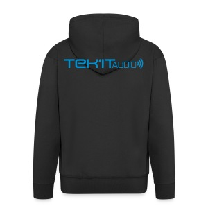 Tek'it Audio - Men's Premium Hooded Jacket
