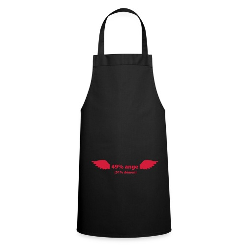 Angel vs Demon - Tablier de cuisine
