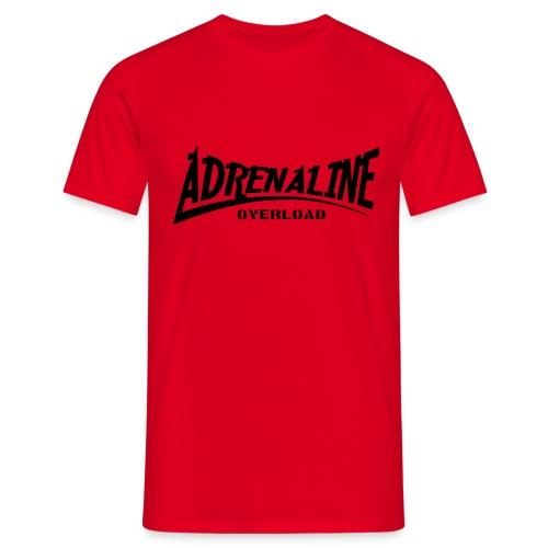 Tee shirt adrénaline overload - T-shirt Homme
