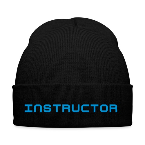 Instructor Beanie - Winter Hat