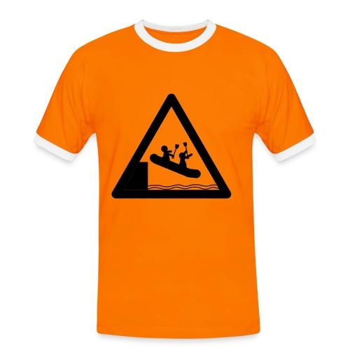 riot.cc - Männer Kontrast-T-Shirt