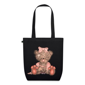 Sweet Teddy - EarthPositive Tote Bag