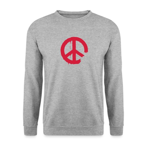 PEACE - Männer Pullover