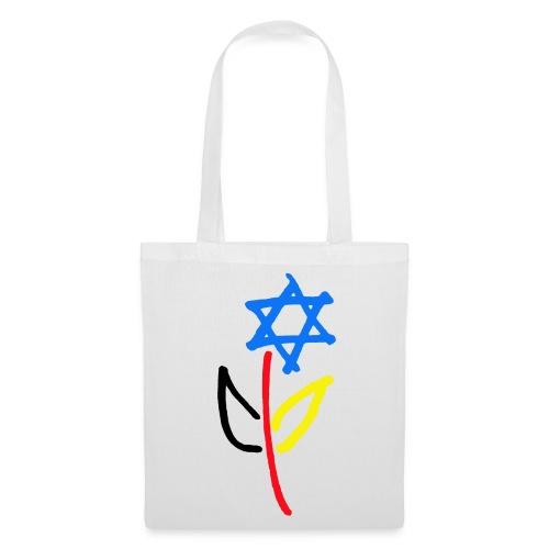 Deutsch Israelische Freundschaft - Stoffbeutel
