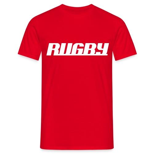 Rugby T Shirt  - Men's T-Shirt