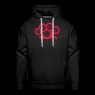 Hoodies & Sweatshirts ~ Men's Premium Hoodie ~ Max Sleeve Print Hoody