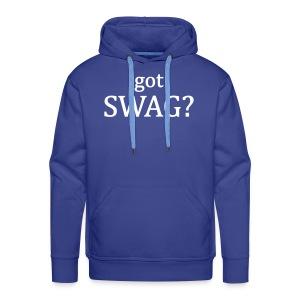 got Swag? - Mannen Premium hoodie