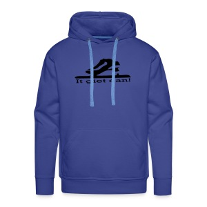 Sweater It Giet Oan - Mannen Premium hoodie