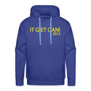IT GIET OAN!  - Mannen Premium hoodie