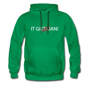 IT GIET NET OAN! Sweater - Mannen Premium hoodie