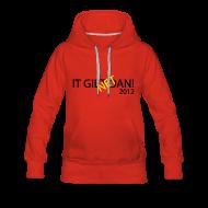 Sweaters ~ Vrouwen Premium hoodie ~ IT GIET NET OAN! Sweater