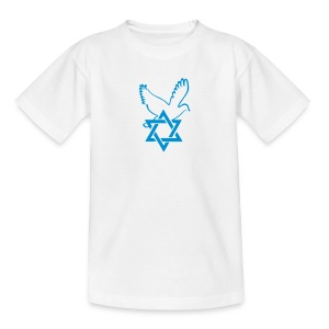 Friend of Israel - Teenager T-Shirt