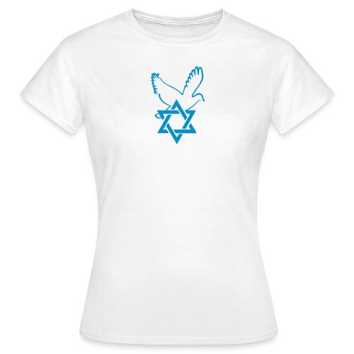 Friend of Israel - Frauen T-Shirt