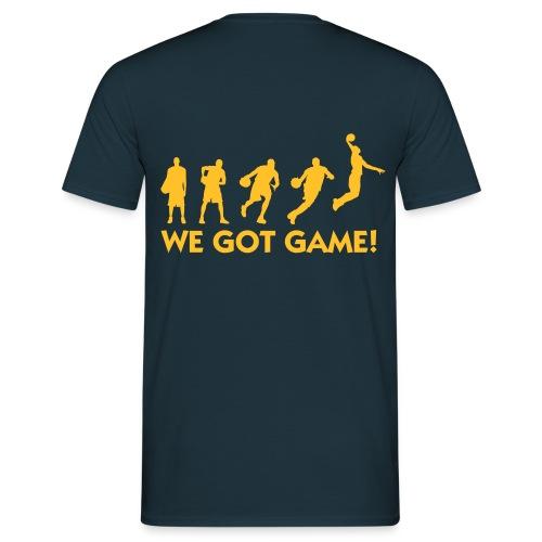 WE GOT GAME - Maglietta da uomo