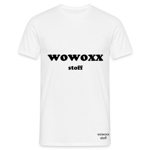 Wowoxx Stoff by Wolang - Männer T-Shirt