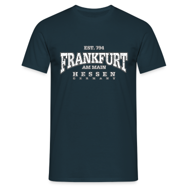 Frankfurt am Main (white oldstyle)