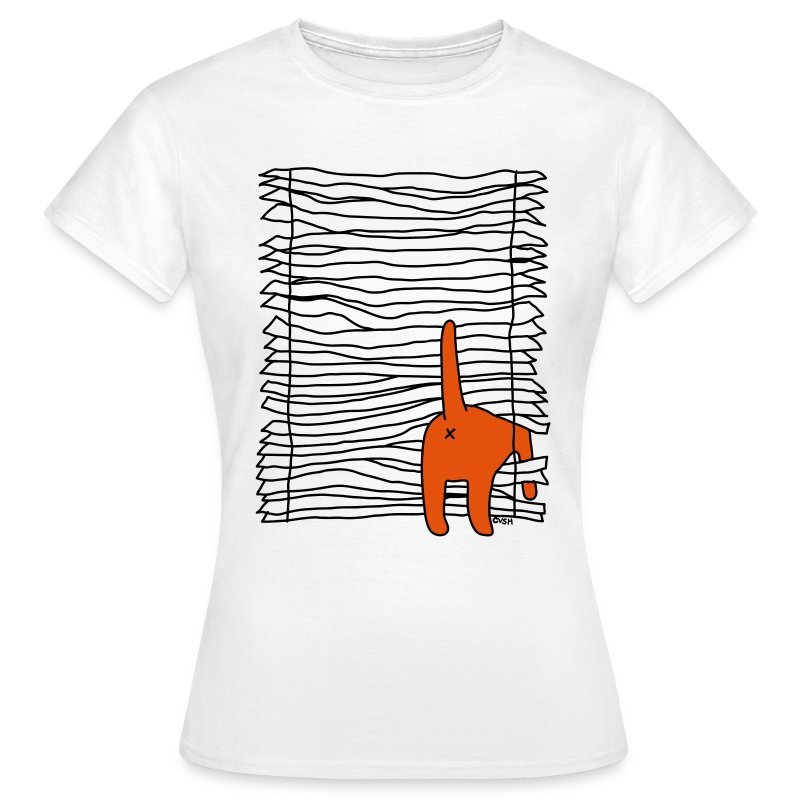 Broken Blinds - Women's T-Shirt