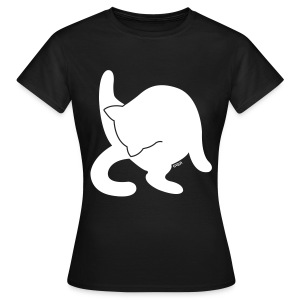 White Kitty - Women's T-Shirt
