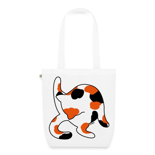 Calico - EarthPositive Tote Bag