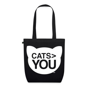 Cats - You - EarthPositive Tote Bag