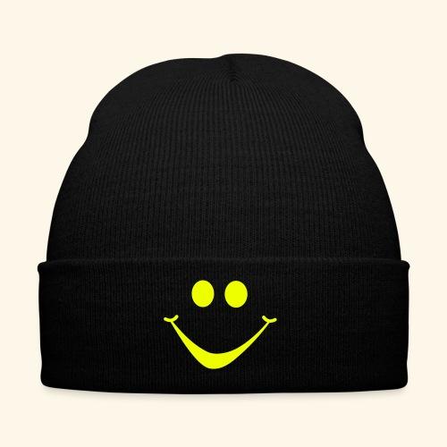 Wintermütze Smiley - Wintermütze
