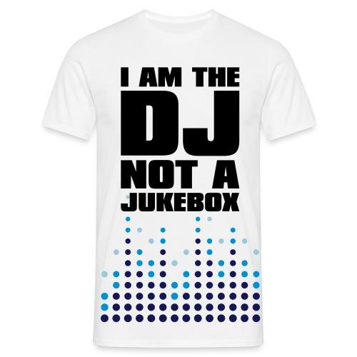 Maglietta da DJ - Maglietta da uomo