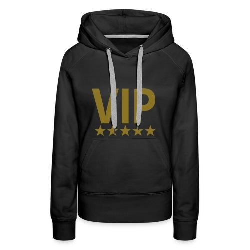 DD-webshop - Vrouwen Premium hoodie
