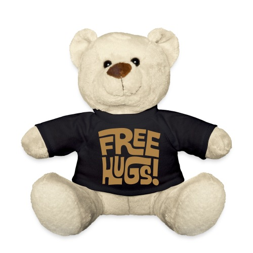 FREE HUGS Teddy Beer - Teddy
