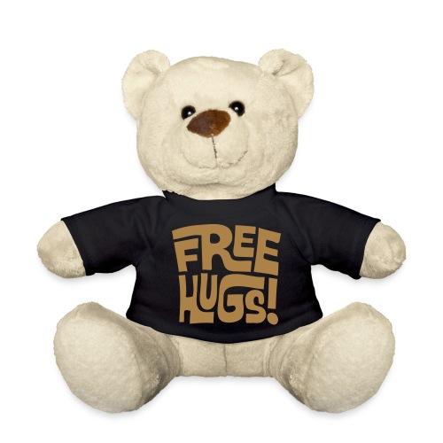 FREE HUGS Teddy Beer - Teddy