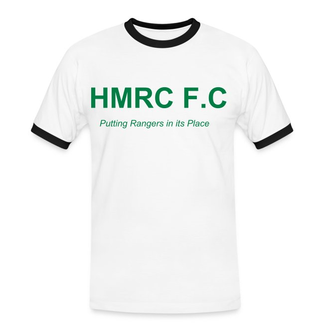 HMRC Yellow Tee