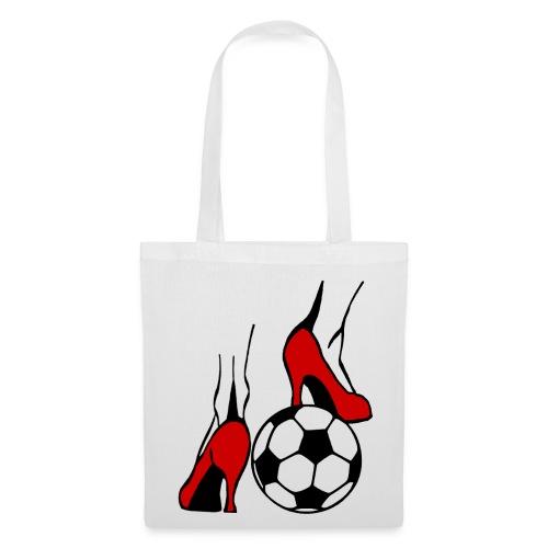 Frauenfussball - Stoffbeutel