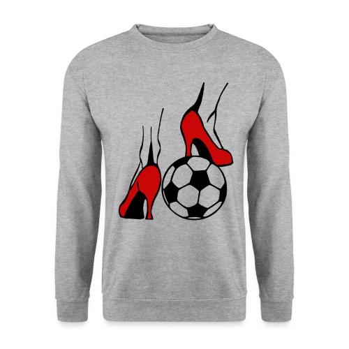 Frauenfussball - Männer Pullover