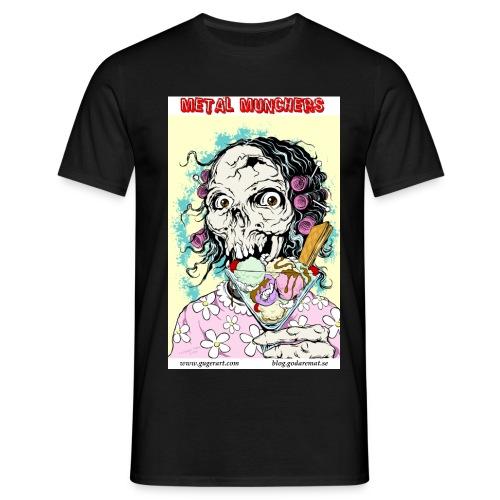 Deadly Dessert - T-shirt herr