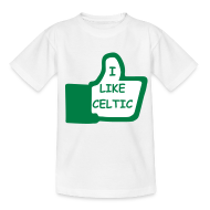 Shirts ~ Teenage T-shirt ~ Kids  - Like Celtic