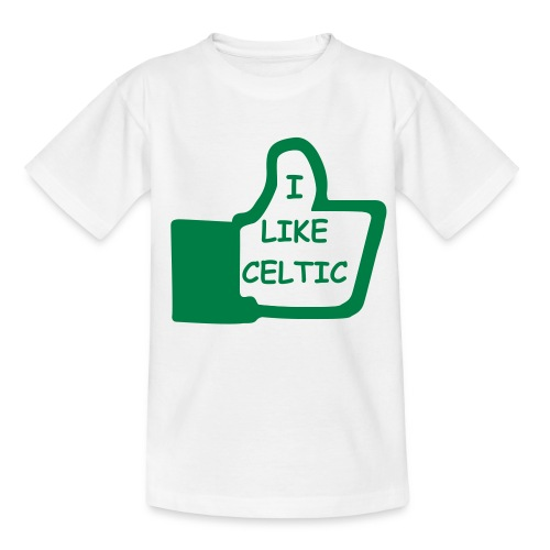 Kids  - Like Celtic - Teenage T-Shirt