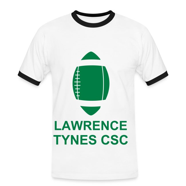 Lawrence Tynes Celtic Tee Yellow