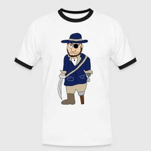 Pirates T-Shirts - Men's Ringer Shirt