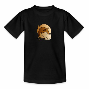 3 Galgos bunt - Teenager T-Shirt