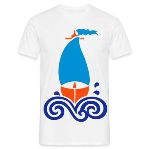 Ship Large - Men's T-Shirt