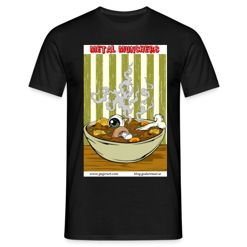 Hot Stew - T-shirt herr