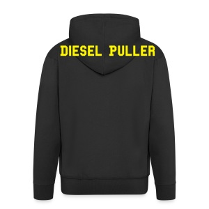 Diesel Puller - Men's Premium Hooded Jacket