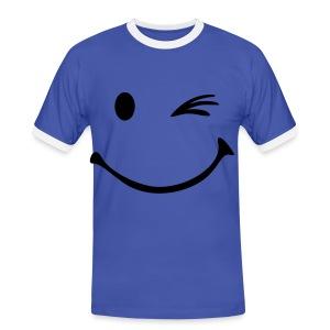 Basic HDNL - Mannen contrastshirt